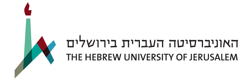 The Hebrew University of Jerusalem, Home page